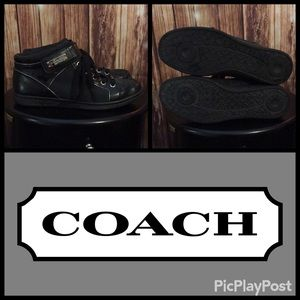 Signature C Coach High Tops {Zany} A5023